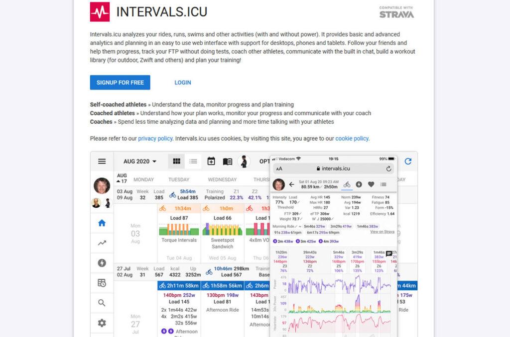 Intervals.icuが凄いんですが