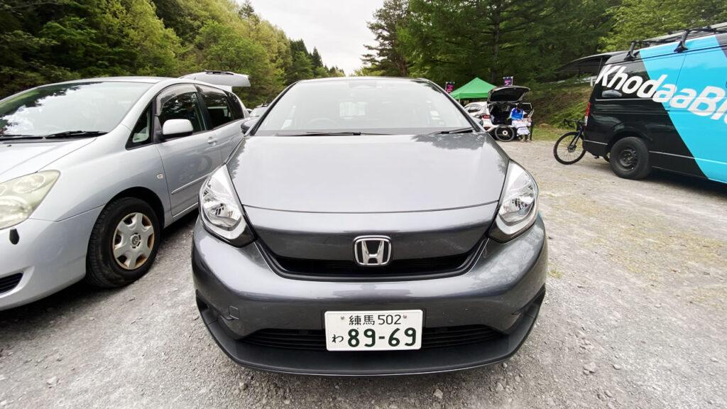 Hondaの新型FITもやっぱり自転車乗りに優しいクルマだった