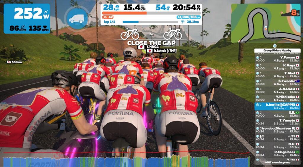 大人数で走るって楽しいな 「GRANFONDO KOMORO feat. Long Rider Stories! Enjoy Ride 2021」に出てみた