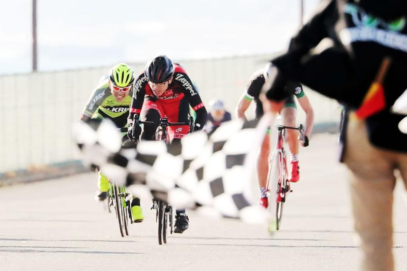 ZAPPEIはレースを楽しむ!