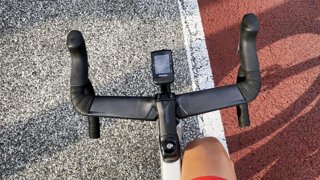 1ヵ月ぶりのロードバイクは乗り方を思い出すところから