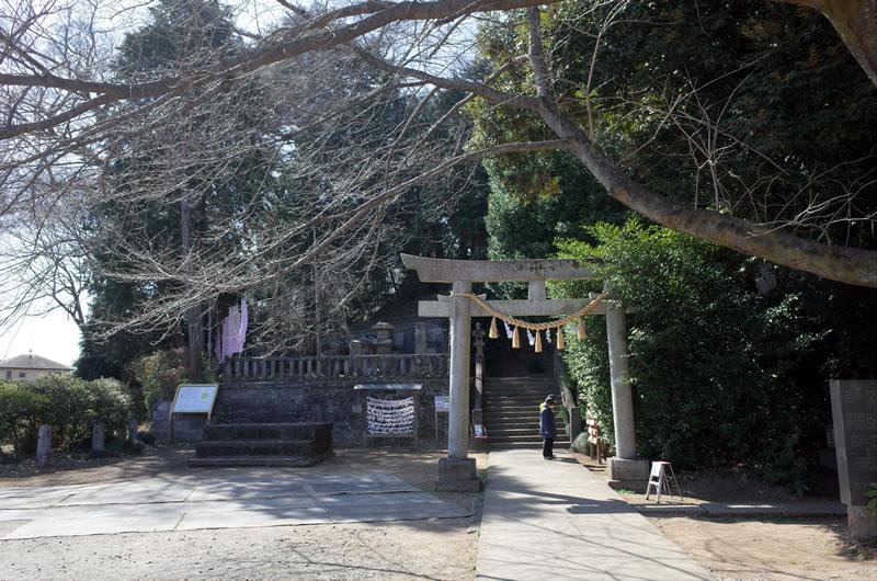 「埼玉」発祥の地がここです、前玉神社