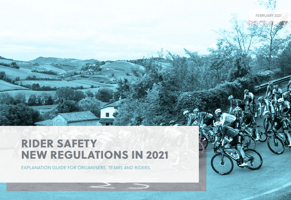 RIDER SAFETY NEW REGULATIONS IN 2021を読もう!
