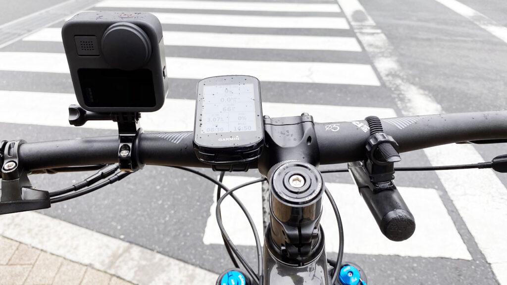 僕の自転車動画にGoPro Max(360度動画)は必要なかった(-_-;)