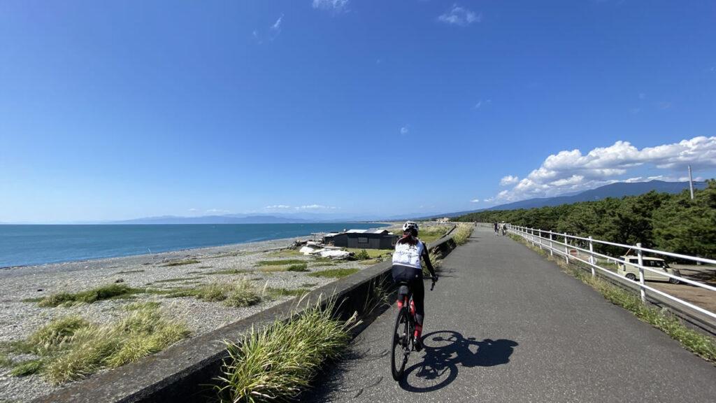 沼津に来たらぜひとも走りたいこの自転車道