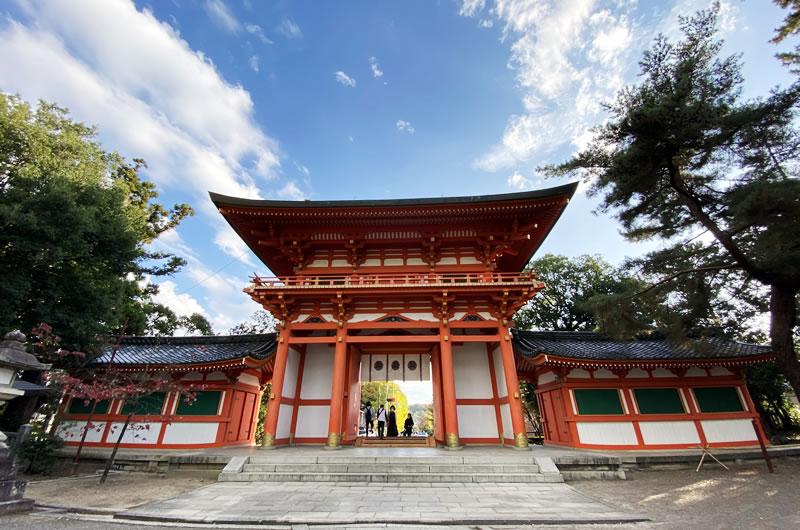 疫病を鎮める今宮神社