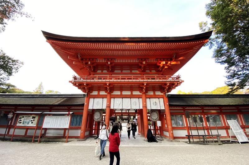 最も古い歴史を持つ下鴨神社