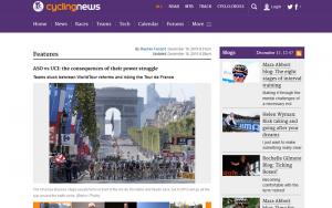 ツール・ド・フランス論争勃発!