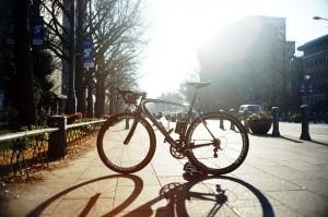 ロードバイクで固定ローラーの限界に挑戦