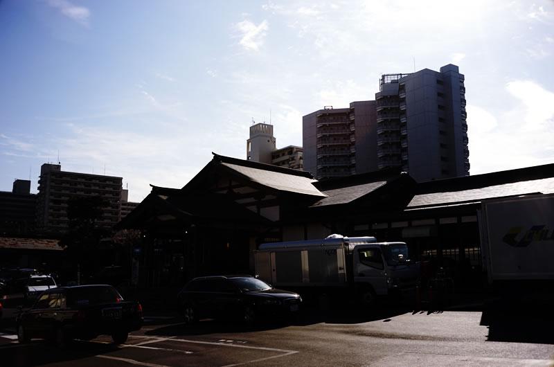 和田峠へは、高尾駅からが最短