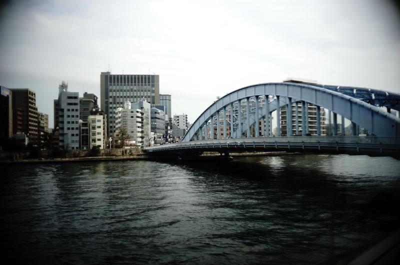 永代橋を望むリバービュー