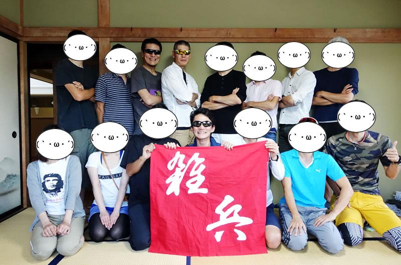 ZAPPEI富士ヒル合宿!