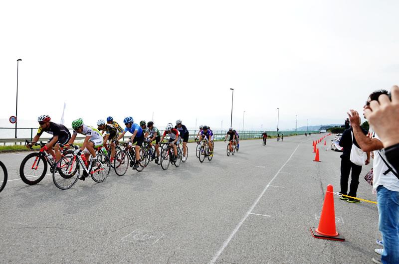 小田原側コーナーの立ち上がりで僕のレースはいつも終了(´・ω・`)