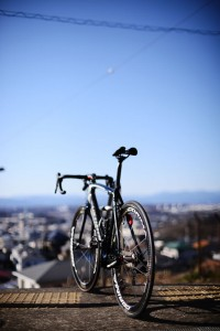 デジタル一眼レフなら幅広い表現でロードバイクを撮影可能