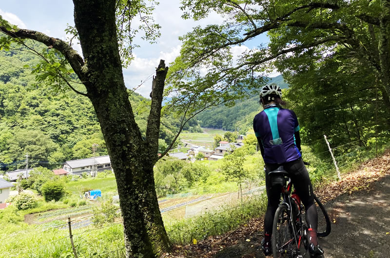 鈴懸峠にロードバイクで行ってみた!
