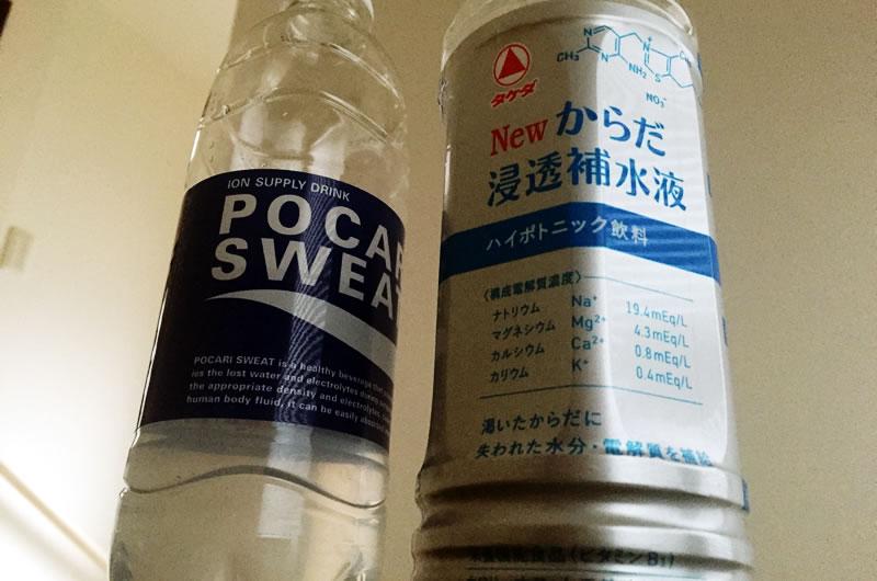 ノロウィルスに経口補水液はおすすめ!