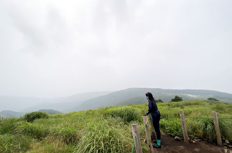 高ボッチ高原からの絶景をご覧ください
