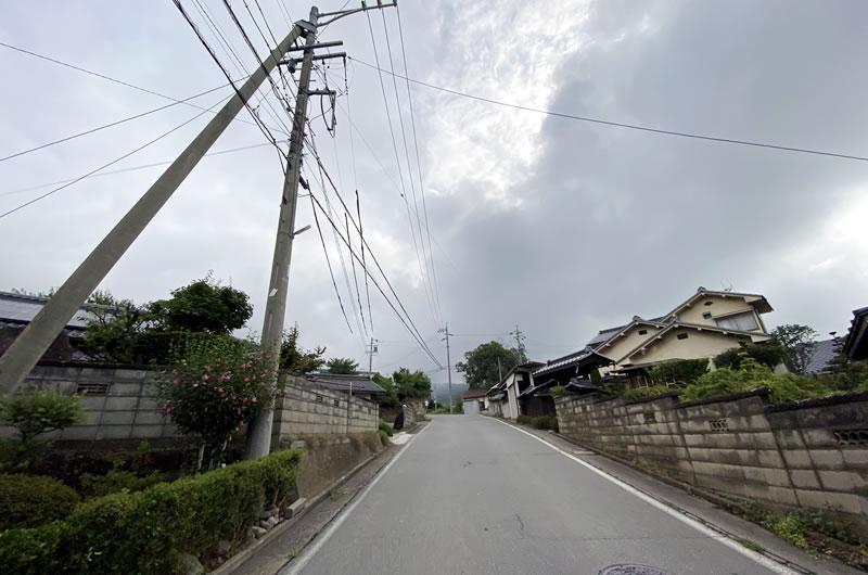長野の県道94号線が序盤からおかしい