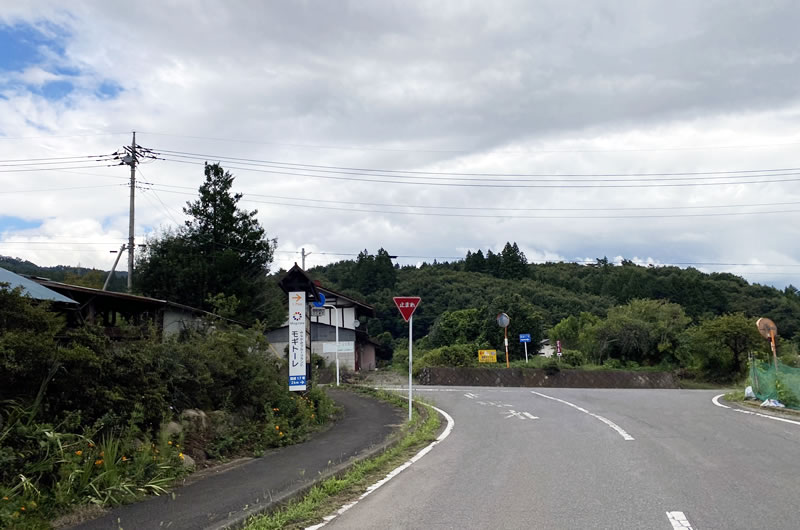 国道17号線を越え、左折すると群馬CSC