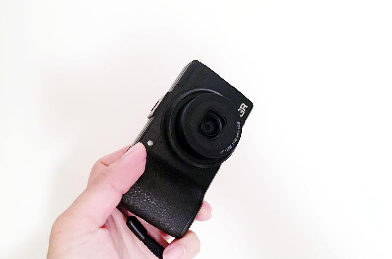 リコーGRはロードバイク最強カメラ
