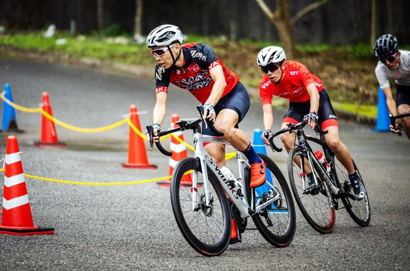 宮ヶ瀬クリテ・ビギナークラス2組目のレースレポート