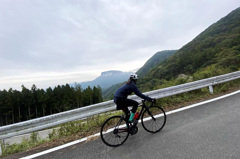 群馬県、ロードバイク女子をキレさす
