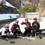 ZAPPEI登山隊と行く2月のヤビツ峠
