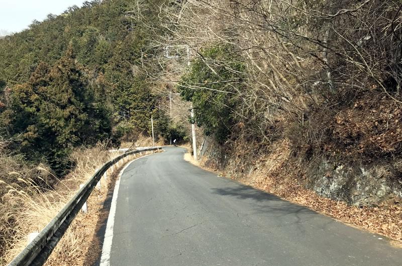 SAWASまでの坂が常に13%超えているんですが・・・
