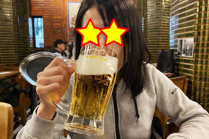ローディーよ、今すぐそのビールを止めなさい