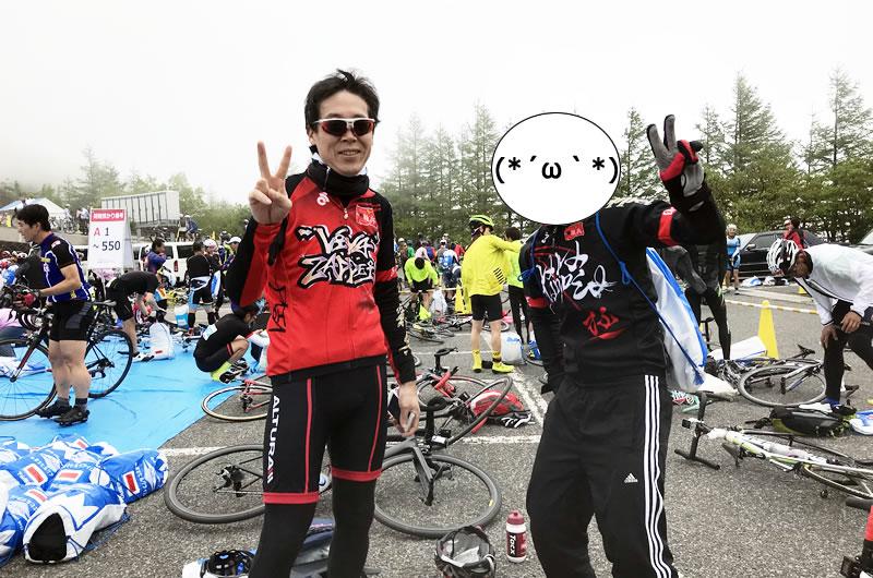 イナバ監督とアオキさんもそれぞれの目標を達成!