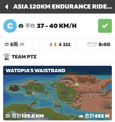 人間模様が楽しいASIA 120km Endurance Ride