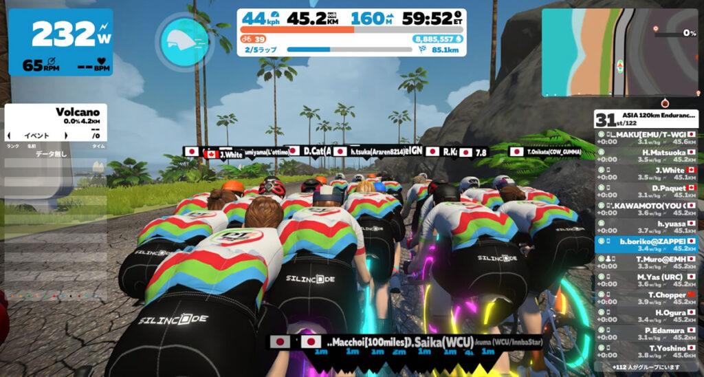 週末が雨なんて最高w ASIA 120km Endurance Ride日和です