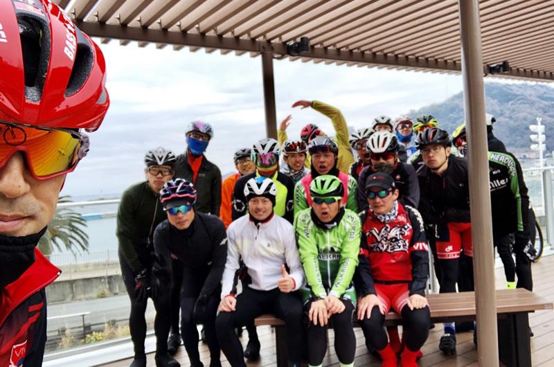 VIVA☆ZAPPEI&友好チームで熱海に早咲き桜を見に行ってきた!