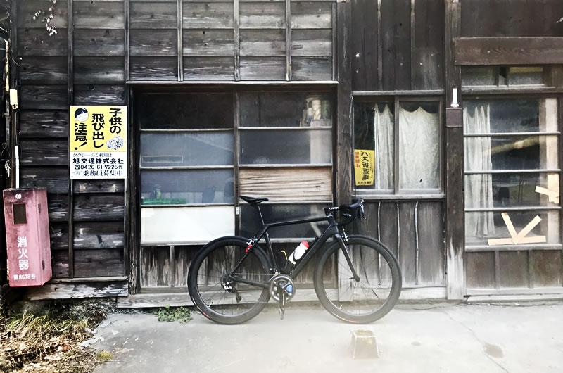ロードバイクの実走練に鶴峠周回はどうだろう!?
