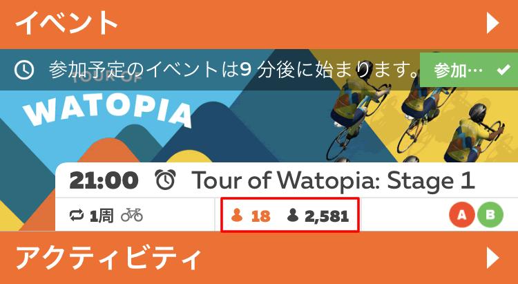 参加者2581人!?