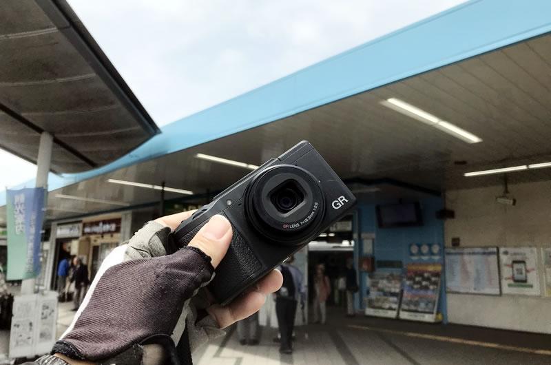 ローディーは皆よく写る小さなカメラがほしい!