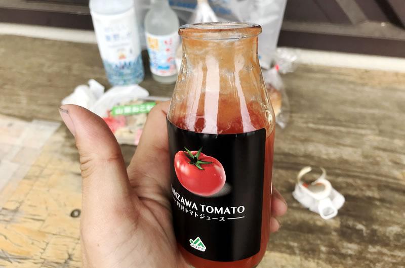 丹沢トマトジュースがすごい