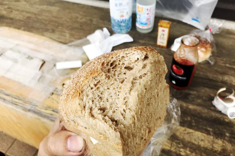「うずらとあずき」のパンもパン好きは必須かもしれない