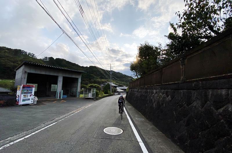 函南で県道11号線をめざす