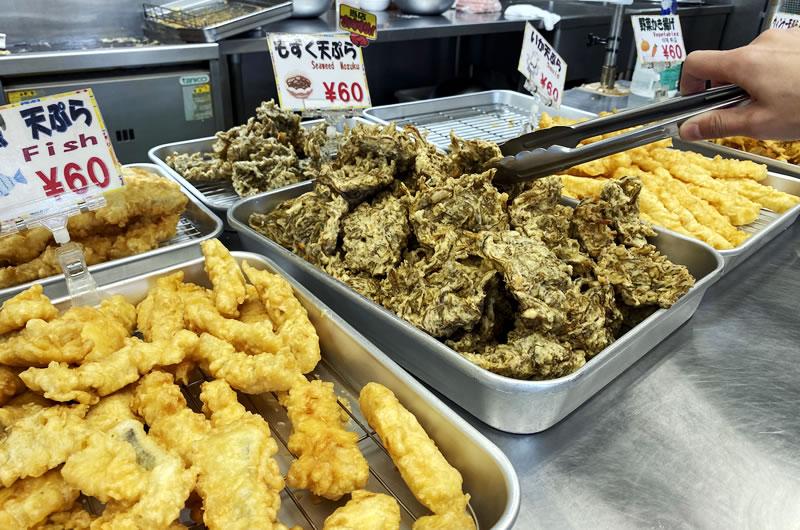 天ぷらすら美味しすぎる問題