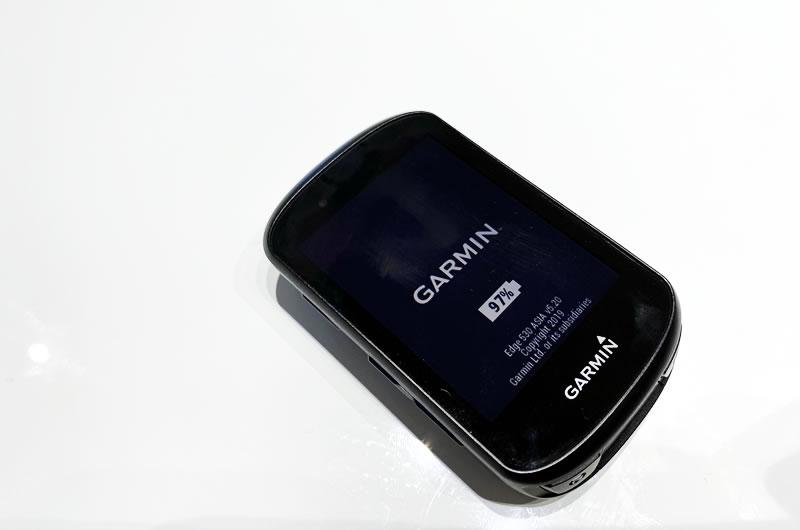ガーミンEdge530とペダリングモニターを接続する方法
