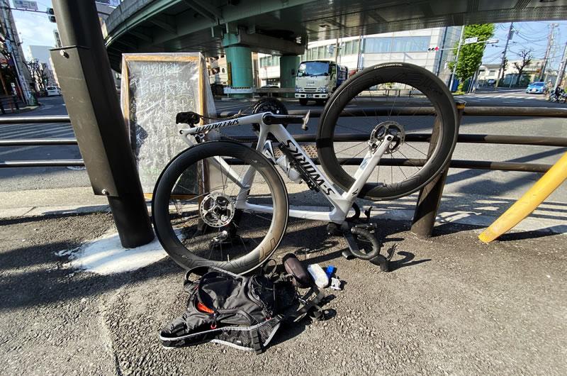 チューブレス化に必要なものはロードバイクとMTBでだいたい共通
