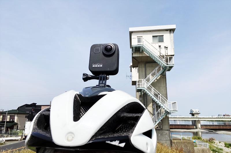 ロードバイクとMTBに最適なGoPro取付位置を考える