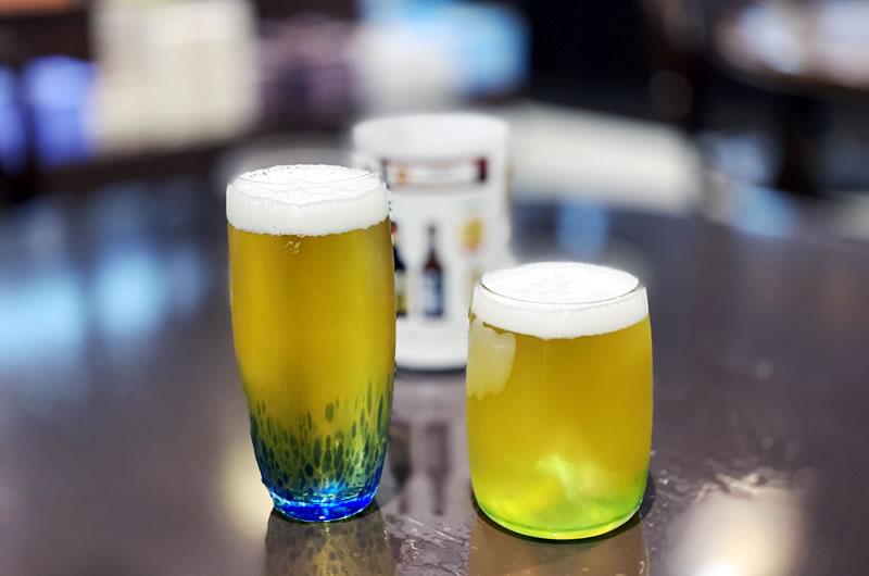 上毛高原駅でクラフトビールが飲める!