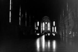 パドバの教会にて