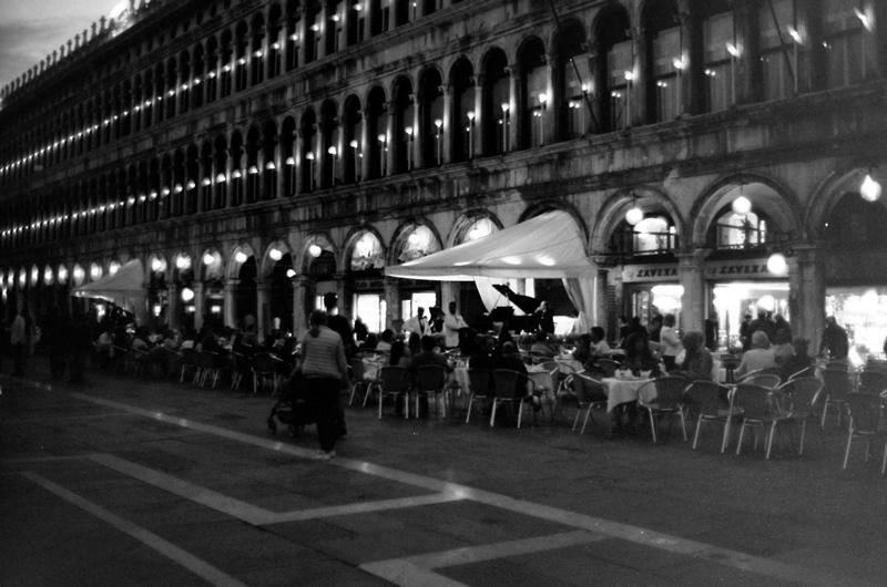 ベネチアの大広場