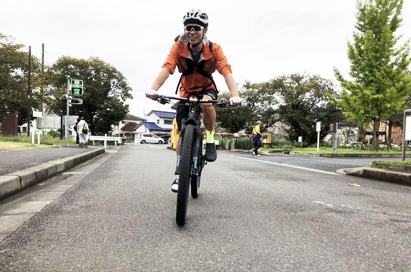自転車楽しすぎワロタwww