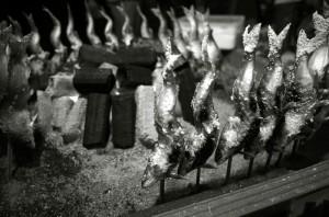 長崎神社でお祭り