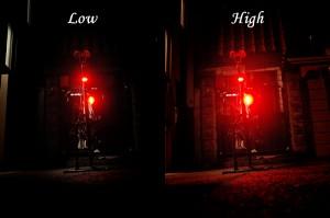 TL-LD710-R RAPID X2の明るさ比較