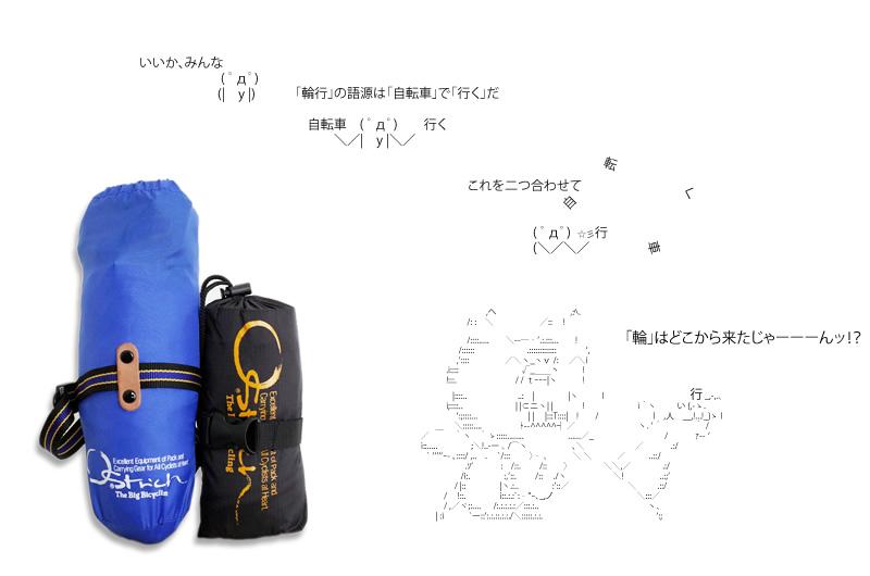 SL-100 輪行袋